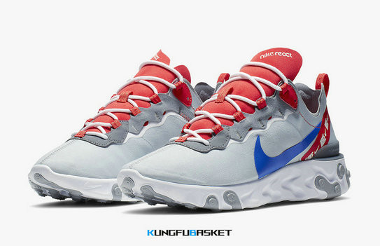 Kungfubasket 3472 - Nike React Element 55 [M. 4]