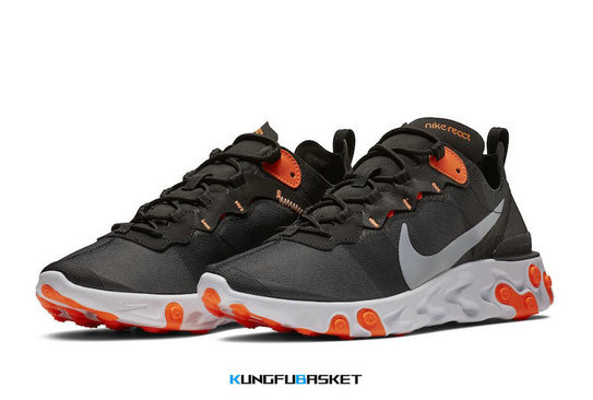 Kungfubasket 3473 - Nike React Element 55 [M. 5]