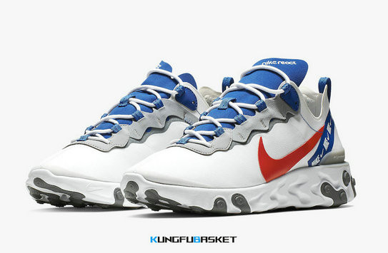 Kungfubasket 3474 - Nike React Element 55 [M. 6]