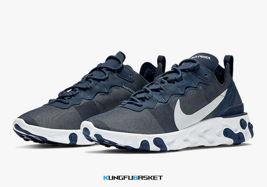 Kungfubasket 3475 - Nike React Element 55 [M. 7]