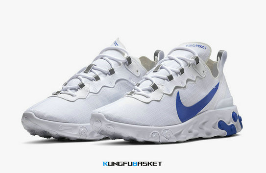 Kungfubasket 3476 - Nike React Element 55 [M. 8]