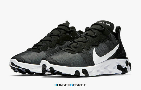 Kungfubasket 3477 - Nike React Element 55 [M. 9]