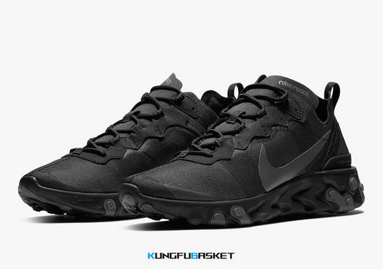 Kungfubasket 3478 - Nike React Element 55 [X. 1]