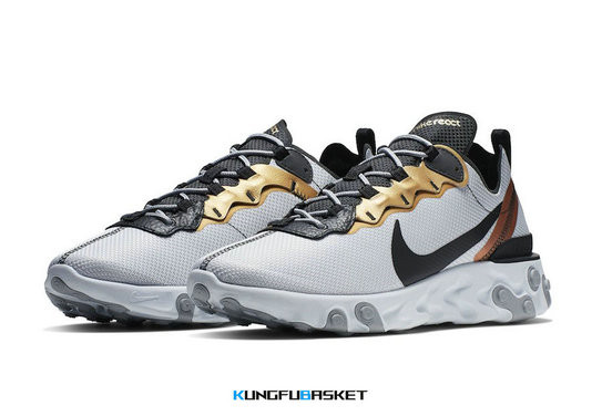 Kungfubasket 3479 - Nike React Element 55 [X. 2]