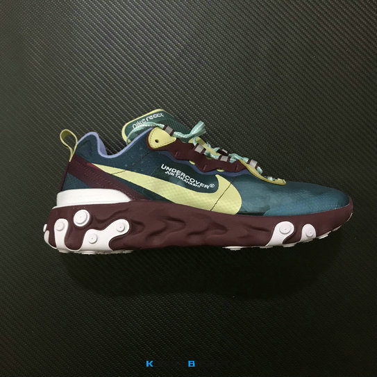 Kungfubasket 3627 - UNDERCOVER x Nike React Element 87 [H. 1]