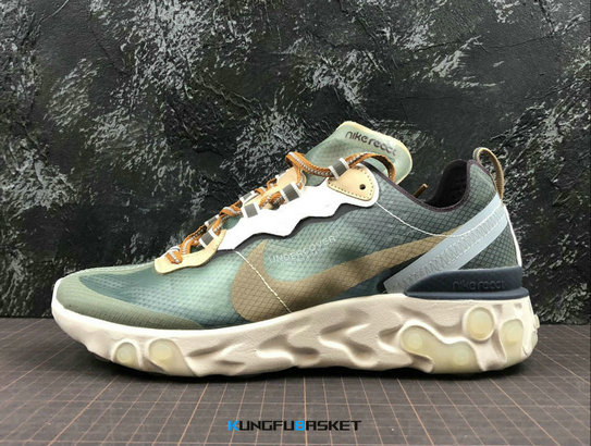 Kungfubasket 3634 - UNDERCOVER x Nike React Element 87 [H. 8]