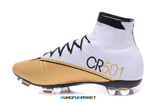 Kungfubasket 3745 - MERCURIAL SUPERFLY FG 'CR 501'