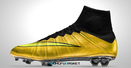 Kungfubasket 3755 - MERCURIAL SUPERFLY FG [R. 05]