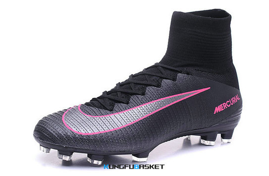 Kungfubasket 3779 - MERCURIAL SUPERFLY V FG 'Ptch Dark'