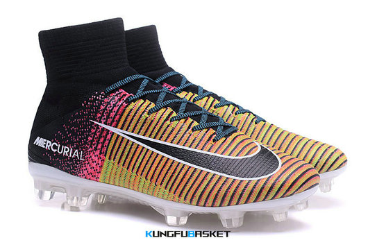 Kungfubasket 3781 - MERCURIAL SUPERFLY V FG [R. 2]