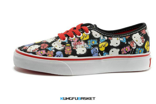 Kungfubasket 4182 - Vans Authentic [M. 24]