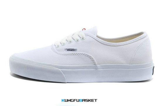 Kungfubasket 4190 - Vans Authentic [X. 01]