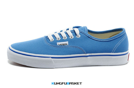Kungfubasket 4196 - Vans Authentic [X. 05]