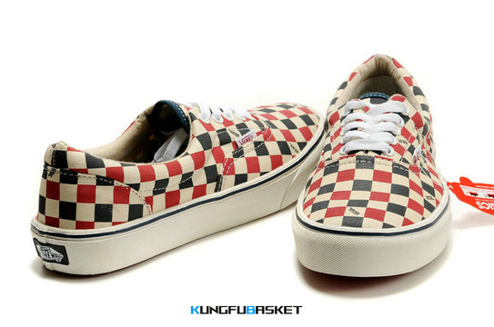 Kungfubasket 4198 - Vans Authentic [X. 08]