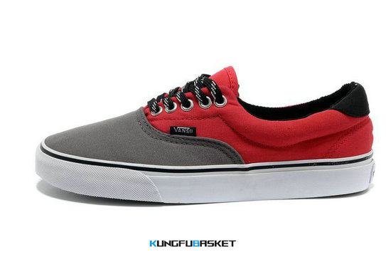 Kungfubasket 4208 - Vans Authentic [H. 08]