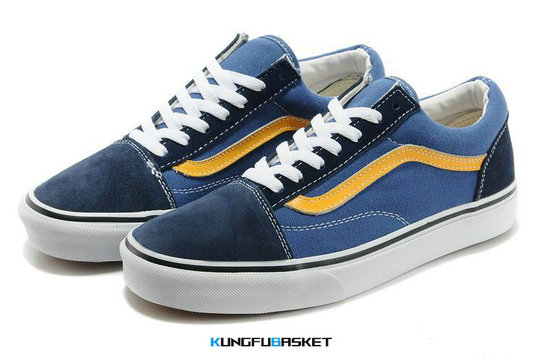Kungfubasket 4236 - VANS OLD SKOOL [H. 08]