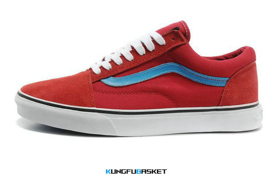 Kungfubasket 4237 - VANS OLD SKOOL [H. 09]