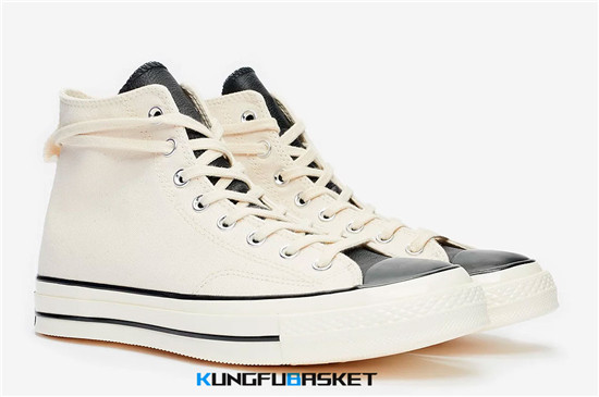 Fear Of God x Converse Chuck 70 High 'Ivory' Des baskets pas cher