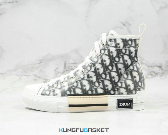 Kungfubasket DIOR High-Top Sneakers [M. 7] fr205043