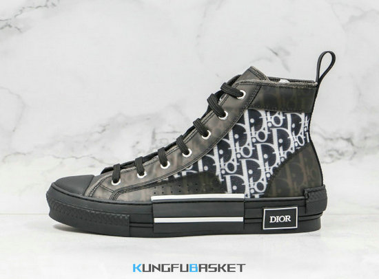 Kungfubasket DIOR High-Top Sneakers [M. 8] fr205044
