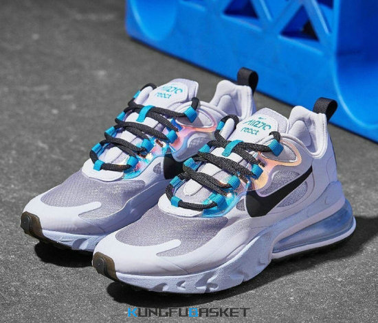 Kungfubasket Air Max 270 React [M. 40] fr205100