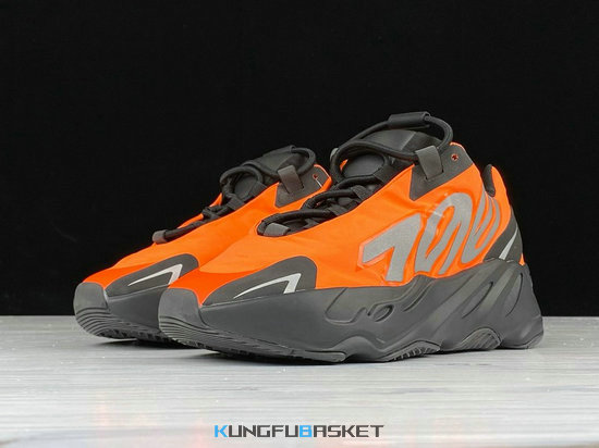 Kungfubasket - adidas Yeezy 700 MNVN Orange